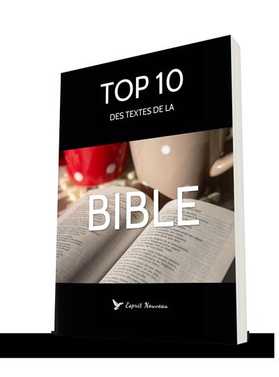 La Bible en 10 textes essentiels à télécharger